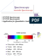 15925_2886_Visible and Ultraviolet Spectroscopy.pptx