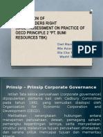 PPT PT. Bumi Resources