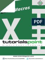 Excel Macros Tutorial (1)