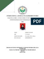 CJR KEPEMIMPINAN INTERNATIONAL  JOURNAL OF LEADERSHIP STUDIES.docx
