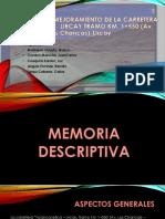 Rehabilitación y Mejoramiento de La Carretera Huancavelica- Lircay