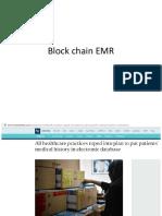 Block Chain EMR