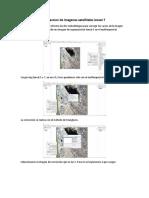 manual, correccion de espacios vacios de imagenes, multiespectrales lansat7 y metodos de aumento de resolucion de imagenes multiespectrales usando su imagen pancromatica