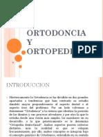 Ortodoncia y ortopediatría