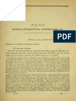 Carta de BM a DBA 1875 Revista Chilena