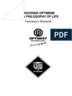 Choosing Optimism Participant