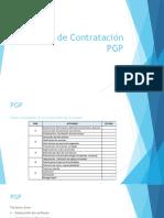 Modelo de Contratación PGP
