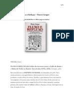 RESENHA - Fluxo e Refluxo - Pierre Verger