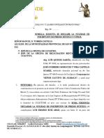 a municipalidad para que declare nula la inscripción de predio rústico.docx