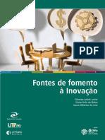 Fontes de Fomento à Inovação - LABIAK JR.; De LIMA e De MATOS