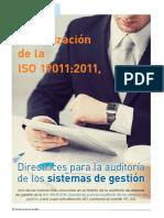 Actualización de La Norma ISO 19011
