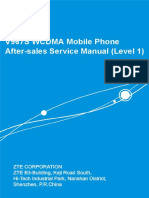 V967S WCDMA Mobile Phone After-sales Service Manual (Level 1).pdf