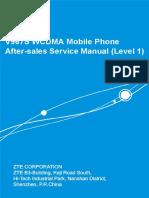 V967S WCDMA Mobile Phone After-sales Service Manual (Level 1).pdf