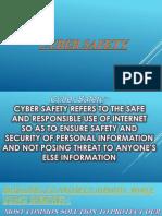 POWER POINT PRESENTATION ON CYBER SAFETY ICT H.H.W.pptx