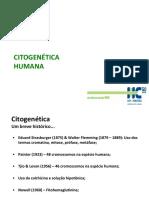 Aula 8 - Citogenética e Cromossomopatias