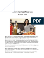 Indian Food Made Easy (Recipes)