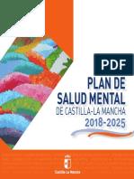 Salud Mental 2018 2025 CLM