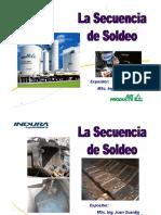 Secuencia de Soldeo - Indura 2018