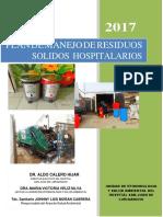 Plan de Sjl Residuossolidoshospitalarios Clases Area Del Hospital