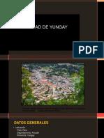 CIUDAD DE YUNGAY.pptx