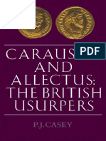 Carausius and Allectus the British Usurpers