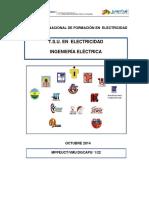 Documento Rector Programa Nacional de formación de Electricidad 2014(Final)2015