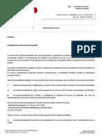 Resumo - Direito Constitucional - Aula 04 - Aplicabilidade Das Normas - Cópia