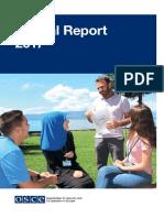 OSCE Annual Report 2017