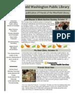 WWPL October 2010 Newsletter