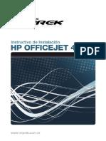 Instalacion Hp 4000