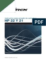Instructivo Armado Hp 21 22