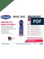Comma Diesel Deal 1010