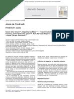 Ataxia de Friederich Articulo 1