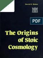 Hahm - The Origins Of Stoic Cosmology.pdf