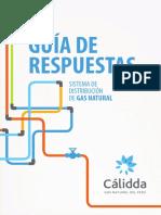 Sistema de Distribucion de Gas Natural