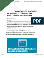 Comandos Ubuntu