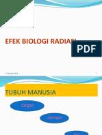 EFEK BIOLOGI
