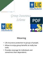 Group Scheme