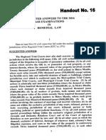 2016 Remedial Law Bar QA.pdf