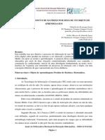 o Estudo Das Matrizes de Maneira Contextualizada