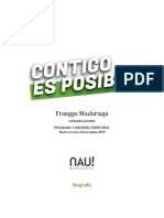 Frangge Madariaga Programa