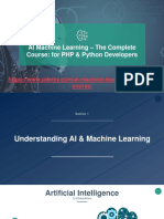 AI Machine Learning Complete Course