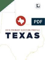 2018 Texas Primary Profile