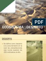 Ecosistema - Desier