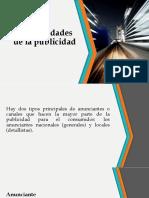 Generalidades de La Publicidad