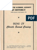 SDARM Bible Study Qtrs. 4 1955