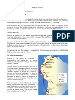 Independencia y unión a la gran colombia.odt