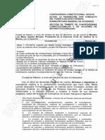 Controversia Constitucional del Presidente EPN 183 2018