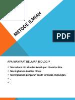 Kuliah-2-Metode-ilmiah-dalam-Biologi.ppt