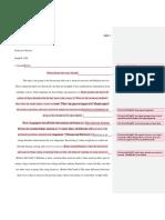 cassidy spatz 1100 exploratory essay graded